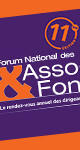 11e Forum National des Associations et Fondations